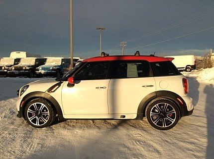 2014 MINI Cooper Countryman John Cooper Works ALL4 for sale 100942380