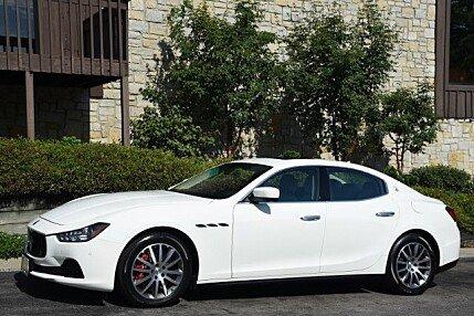 2014 Maserati Ghibli S Q4 for sale 100781916