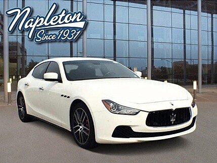 2014 Maserati Ghibli S Q4 for sale 100794309