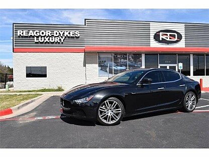 2014 Maserati Ghibli for sale 100832840