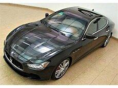 2014 Maserati Ghibli S Q4 for sale 100847760