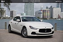 2014 Maserati Ghibli S Q4 for sale 100851277