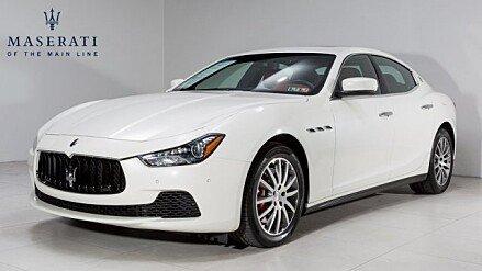 2014 Maserati Ghibli S Q4 for sale 100880523
