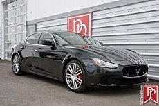 2014 Maserati Ghibli S Q4 for sale 100880573