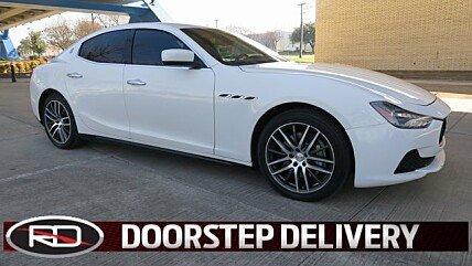 2014 Maserati Ghibli for sale 100944421