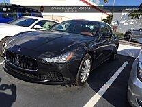 2014 Maserati Ghibli S Q4 for sale 100957498