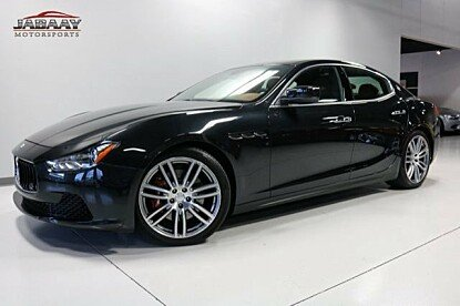 2014 Maserati Ghibli S Q4 for sale 100962973