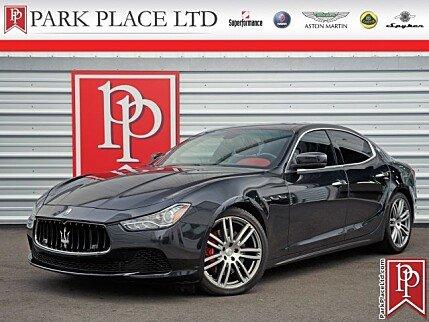 2014 Maserati Ghibli S Q4 for sale 100966929