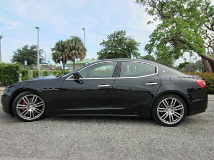 2014 Maserati Ghibli S Q4 for sale 100991747