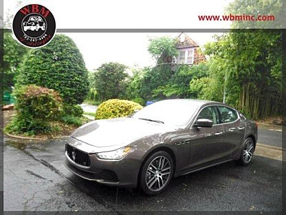 2014 Maserati Ghibli S Q4 for sale 101034940