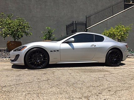 2014 Maserati GranTurismo Coupe for sale 100784223