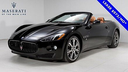 2014 Maserati GranTurismo Convertible for sale 100858253
