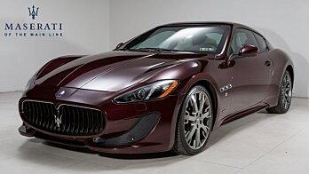 2014 Maserati GranTurismo Coupe for sale 100909187