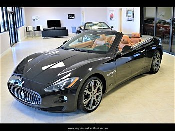 2014 Maserati GranTurismo Convertible for sale 100962385