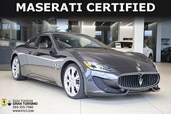 2014 Maserati GranTurismo Coupe for sale 100996100