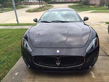 2014 Maserati GranTurismo Coupe for sale 100757430