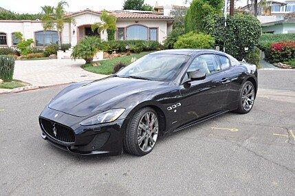2014 Maserati GranTurismo Coupe for sale 100781270