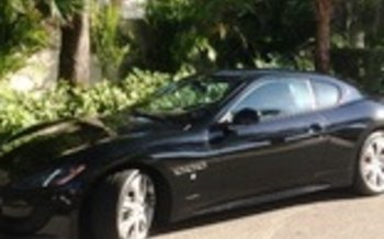2014 Maserati GranTurismo Coupe for sale 100837638