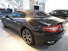 2014 Maserati GranTurismo Convertible for sale 100845910