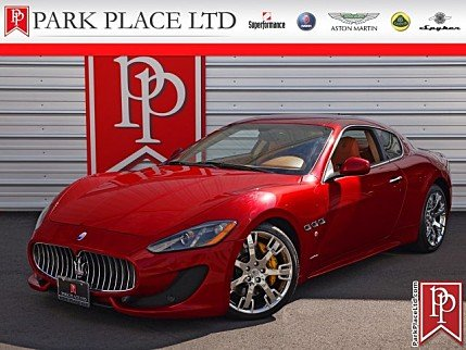 2014 Maserati GranTurismo Coupe for sale 100870780