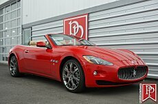 2014 Maserati GranTurismo Convertible for sale 100880568
