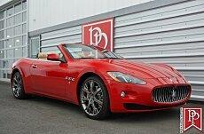 2014 Maserati GranTurismo Convertible for sale 100880568