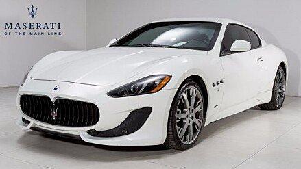 2014 Maserati GranTurismo Coupe for sale 100895926