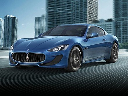 2014 Maserati GranTurismo Coupe for sale 100895927