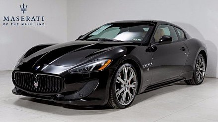 2014 Maserati GranTurismo Coupe for sale 100913329