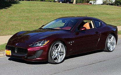 2014 Maserati GranTurismo Coupe for sale 100915519