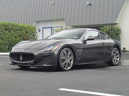 2014 Maserati GranTurismo Coupe for sale 101018684