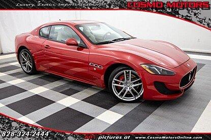 2014 Maserati GranTurismo Coupe for sale 101053250