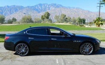 2014 Maserati Quattroporte GTS for sale 100835085