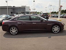2014 Maserati Quattroporte S Q4 for sale 100838334