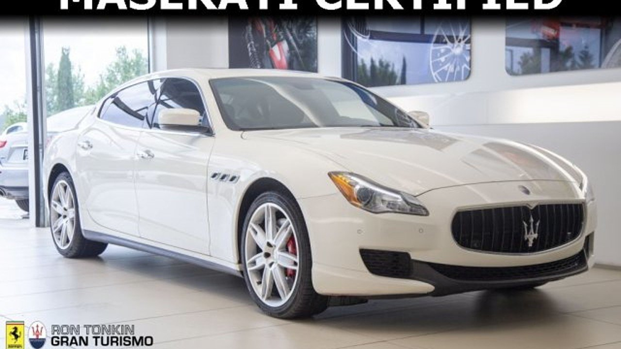 2014 Maserati Quattroporte GTS for sale 100996102