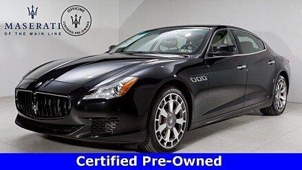 2014 Maserati Quattroporte GTS for sale 100858267