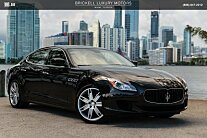 2014 Maserati Quattroporte S Q4 for sale 100884105