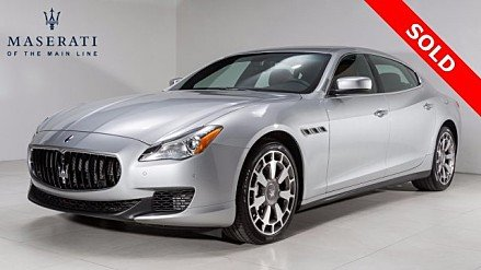 2014 Maserati Quattroporte GTS for sale 100886354