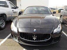 2014 Maserati Quattroporte GTS for sale 101001348