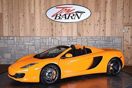 2014 McLaren MP4-12C Spider for sale 100860796