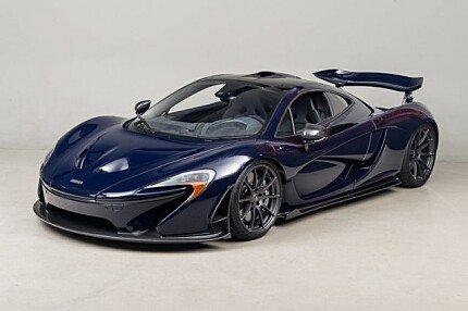 2014 McLaren P1 for sale 101007543