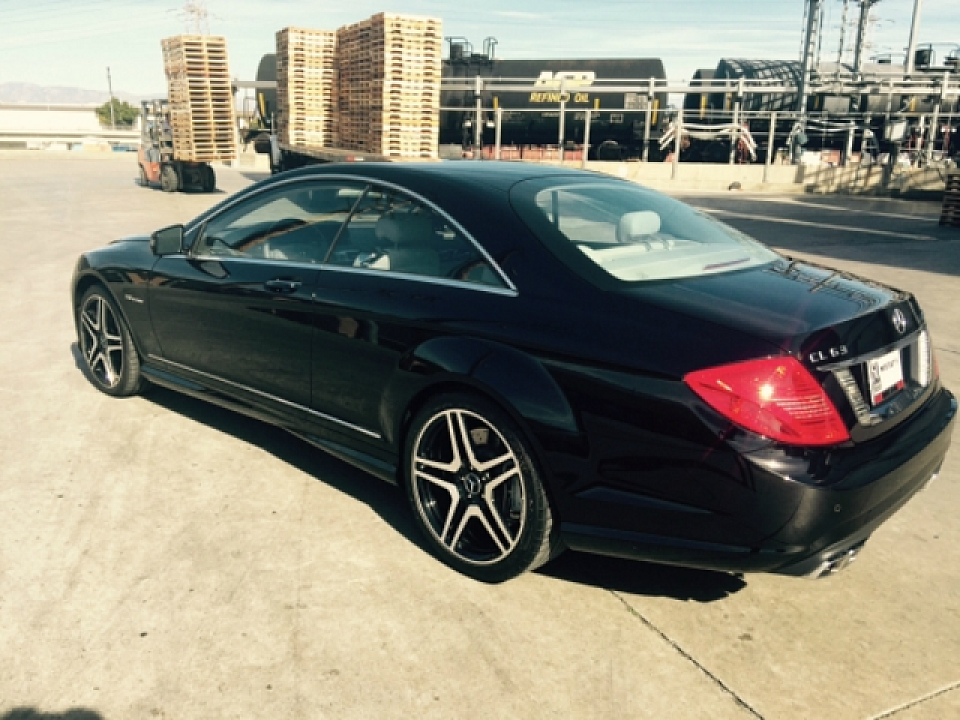 2014 mercedes benz cl63 amg for sale near vernon for Mercedes benz cl63 for sale