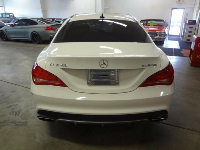... 2014 Mercedes Benz CLA45 AMG 4MATIC For Sale 100974745 ...