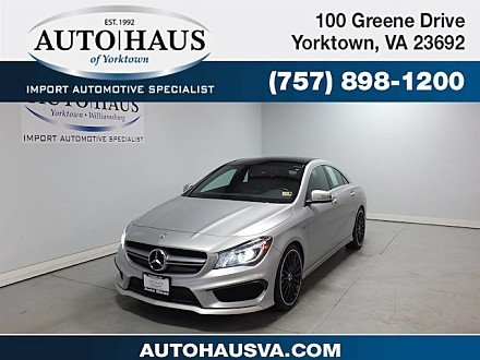2014 Mercedes-Benz CLA45 AMG 4MATIC for sale 100968424