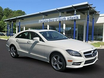 2014 Mercedes-Benz CLS550 4MATIC for sale 100908384