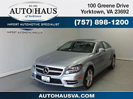 2014 Mercedes-Benz CLS550 for sale 100916177