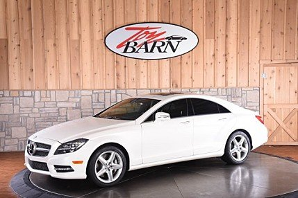 2014 Mercedes-Benz CLS550 4MATIC for sale 100934722