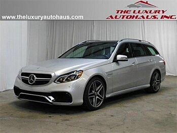 2014 Mercedes-Benz E63 AMG S-Model 4MATIC Wagon for sale 100919150
