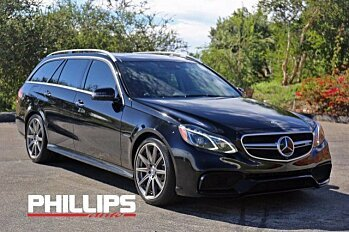 2014 Mercedes-Benz E63 AMG S-Model 4MATIC Wagon for sale 100923909