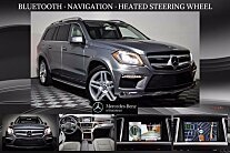 2014 Mercedes-Benz GL550 4MATIC for sale 100921950